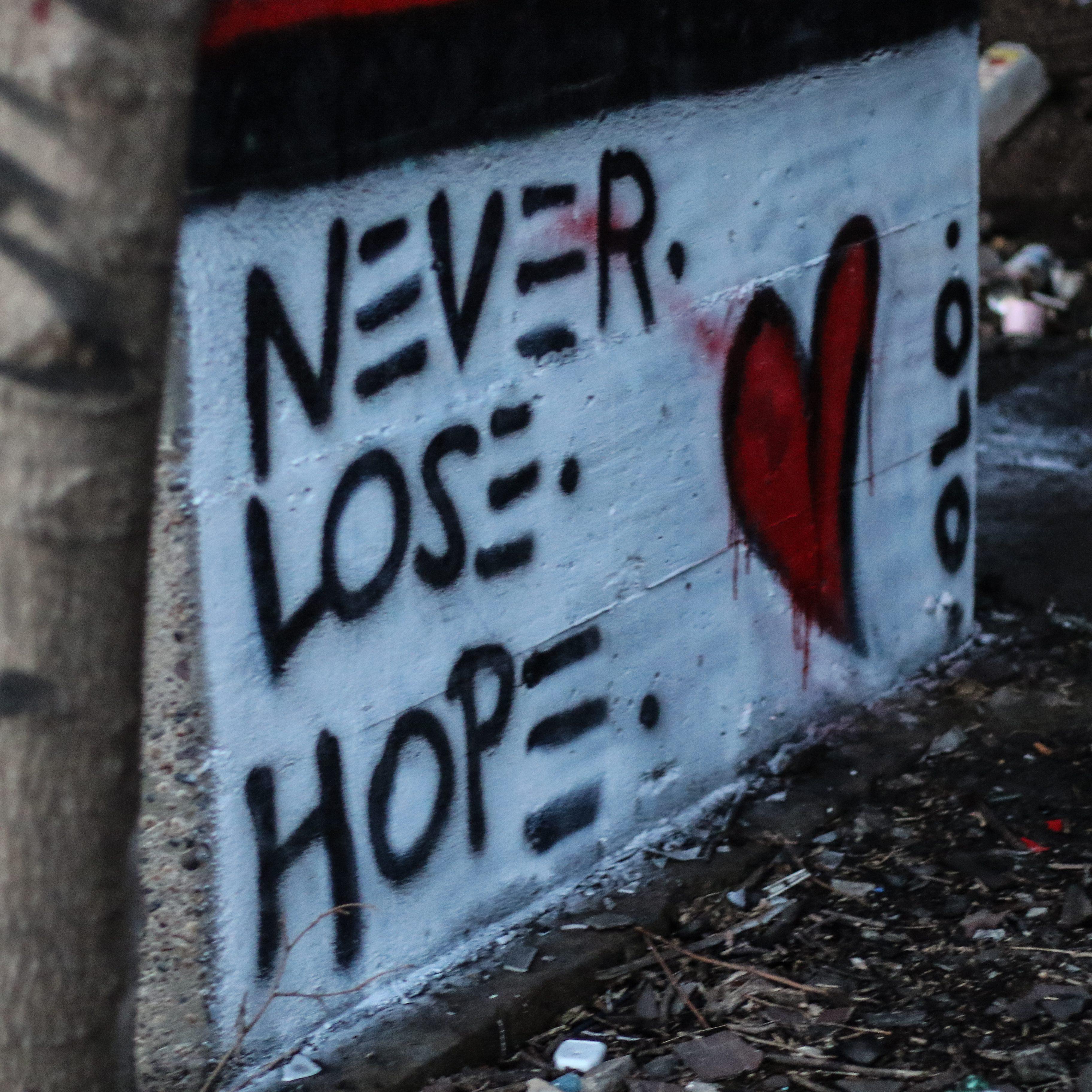Graffiti (Photo by Hope)